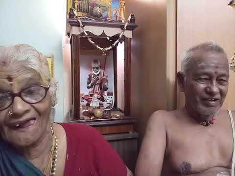 Experience With Mahaperiayava- Pradosham Venkatraman Mama's Sister Smt Valambal & Sri Kuppuswamy