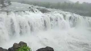 Bogatha Waterfalls Unbelievable Video Eturnagaram