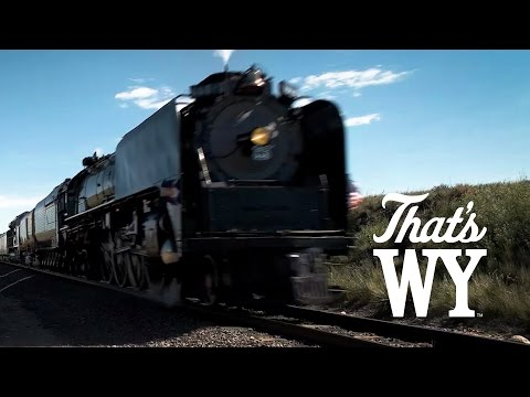 Union Pacific - That's WY