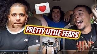 6LACK - Pretty Little Fears ft. J. Cole (REACTION REVIEW)
