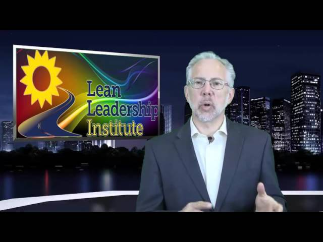 Create Vision and Align Goals - Developing Lean Leaders book - Chapter 7