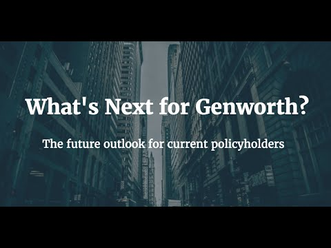 The Financial Strength of Genworth