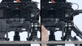 DJI-MOUNTING THE ZENMUSE Z15-A7 GIMBAL