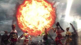 Musou Orochi 2 (Warriors Orochi 3) - Opening Intro [HD]