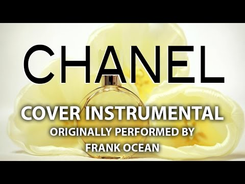 Chanel (Cover Instrumental) [In the Style of Frank Ocean]