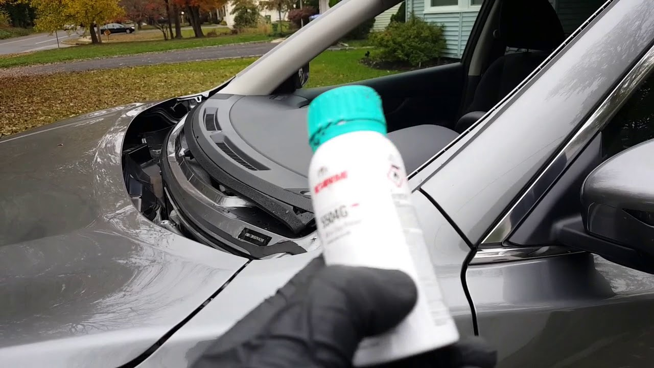 Windshield replacement 96