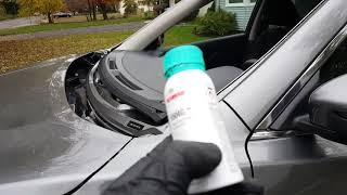 Windshield Replacement Primer . How do I use Primer. New Auto Glass