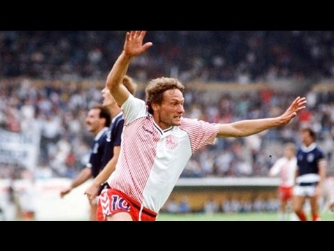 Preben Elkjaer Larsen, The Crazy Man [Goals & Skills]