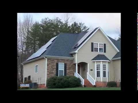 North Carolina Solar Panel Home Installations