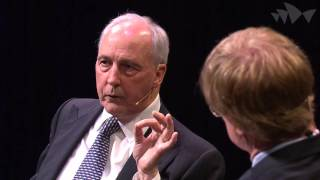 Paul Keating in conversation with Kerry O'Brien