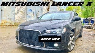 Mitsubishi Lancer X - Тест Драйв. Очень Подробно !!! Раз И Навсегда!!!