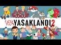 YASAKLANAN 10 Çizgi Film - 2