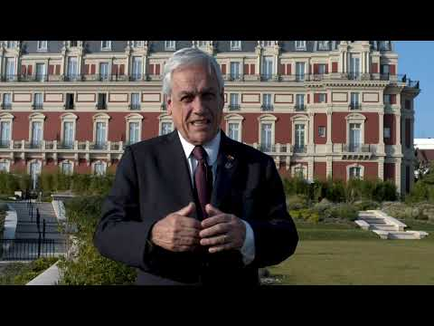 Piñera como invitado