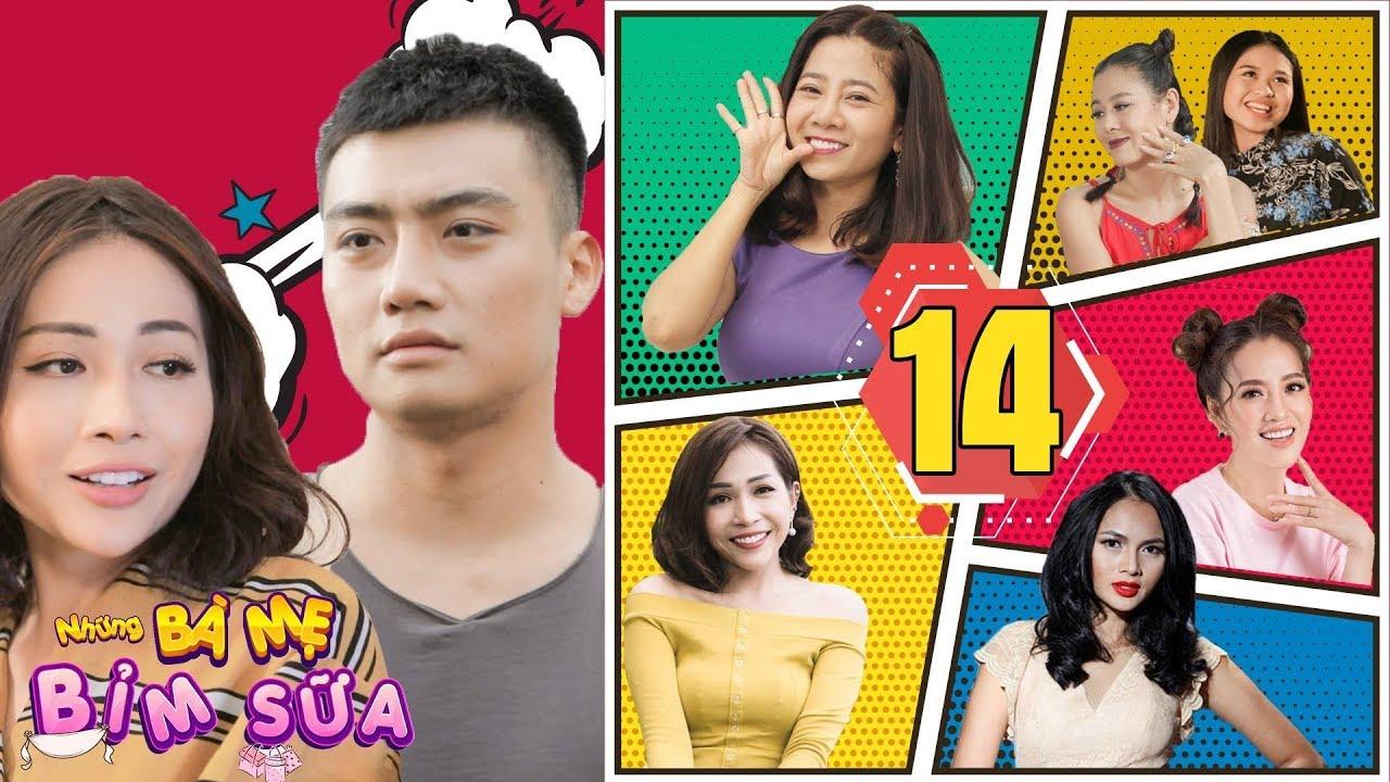 NHỮNG BÀ MẸ BỈM SỮA | TẬP 14 | Chồng Khả Như 'chột dạ' vì nghề lái taxi | 110918