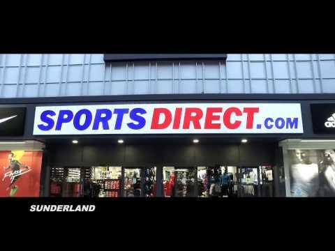 SportsDirect New Sunderland Store