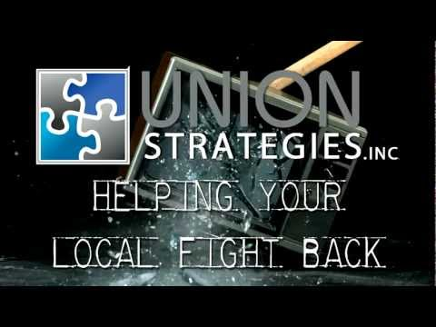 Union Strategies Inc. - Helping Your Local Fight Back