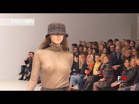 TON IN TON Belarus Fashion Week Fall Winter 2017 2018 - Fashion Channel