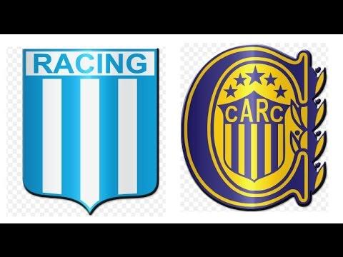 Racing Club vs Rosario Central 20:15hs [HD]- Fútbol de PrimeraHD