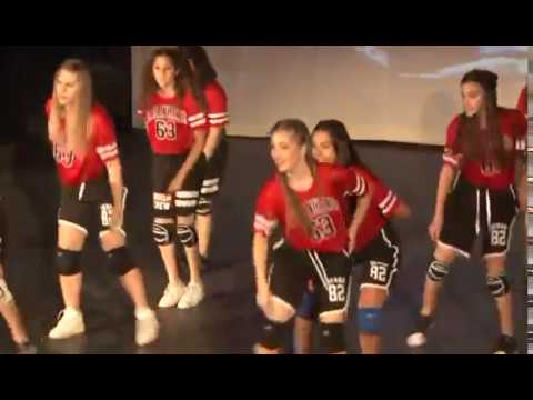 Revolution Dance Studio final year show June 2016 - Hip Hop performance
