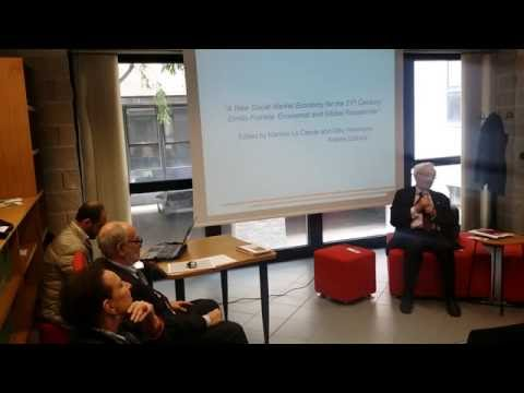 "presentazione del volume ""A New Social Market Economy for the 21st Century"""