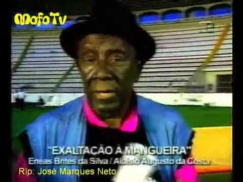 Jamelão da Mangueira declara seu amor pelo Vasco