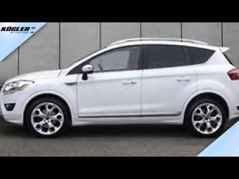 ford kuga kuga 2 0 tdci individual aut navi xenon youtube. Black Bedroom Furniture Sets. Home Design Ideas