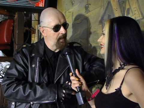 Metal Sanaz interview with Rob Halford (Judas Priest)