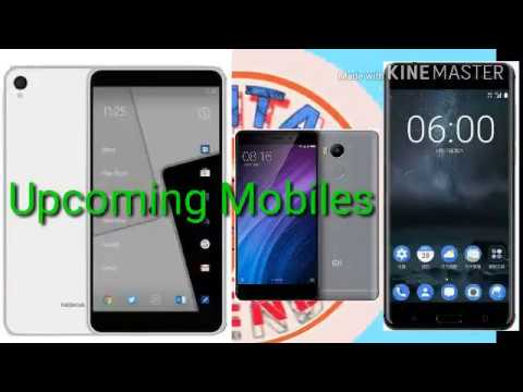 Upcoming Mobiles Price List in India 2017