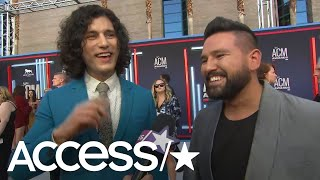 Dan + Shay Do Their Best Billy Ray Cyrus Impression As They Sing 'Old Town Road': 'It's A Smash!'