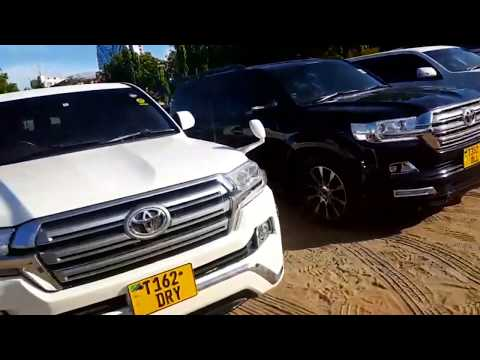 Diamond Platnumz shows off the birthday rides he bought in July