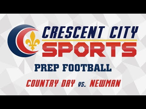 Crescent City Sports Prep Football - Country Day vs. Newman