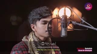 Surah AL GHASHIYAH Muzammil Hasballah الغاشية