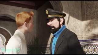 """Tintin x Haddock - """"Clarity"""""""