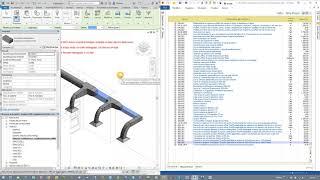 Modulo (MEP) di ArchVISION RP specifico per la computazione precisa e puntuale di elementi MEP in funzione anche delle loro dimensioni (Diametri e Sezioni)