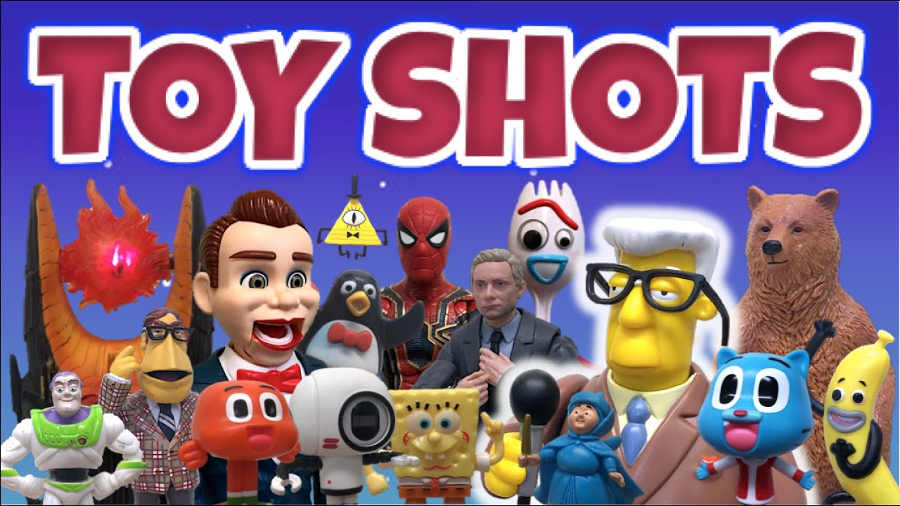 TOY SHOTS - Trailer del Canal (2020)