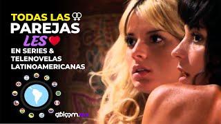 parejas lesbicas en telenovelas latinoamericanas ⚢