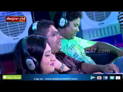 Mangalore Idol 2015  Singing Reality Show on Daijiworld TV   6 │Daijiworld Television