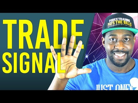 How to Get Free Forex Signals - USD/CAD Trade Opportunity