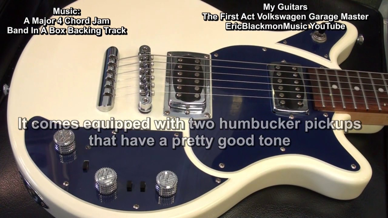 my guitars the first act volkswagen garage master blue john mayer rh youtube com