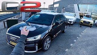 Audi Q2 S Line 2017 POV Review Test Drive by AutoTopNL