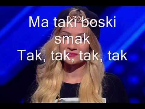 Agata Dziarmagowska - Mogę wszystko, nic nie muszę TEKST ...