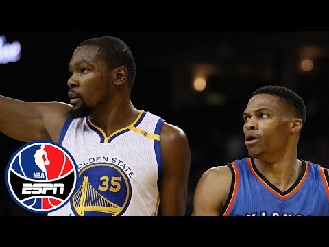 Thumbnail: Paul Pierce thinks Kevin Durant might eventually return to Thunder | NBA Countdown | ESPN