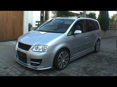 vw touran 1 9 tdi dpf dsg led tagfahrlichter youtube. Black Bedroom Furniture Sets. Home Design Ideas