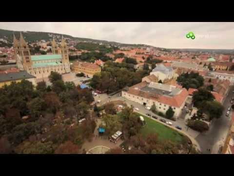 Magyarország madártávlatból - Pécs és Baranya megye