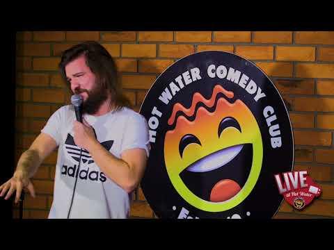 Matt Reed | LIVE at Hot Water Comedy Club
