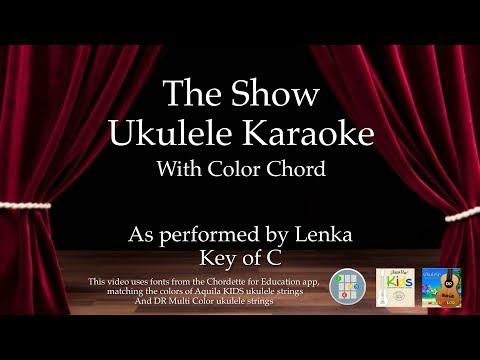 The Show Ukulele Karaoke