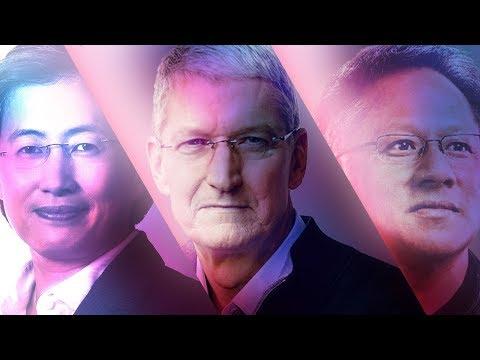 Who really runs tech companies?