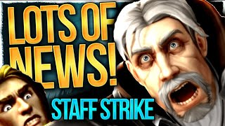 Pre-Patch: All That Happened! Blizz Staff STRIKE Activision Plan! NEW Lore, Bolvar & MORE
