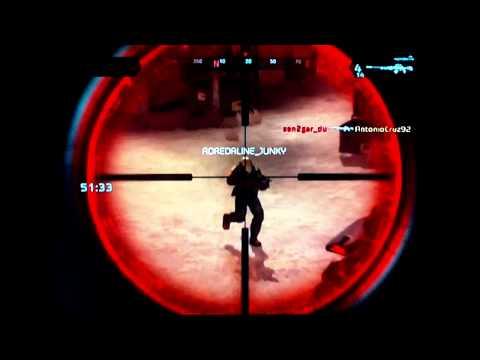 Haze Online Multiplayer Ps3 Gameplay