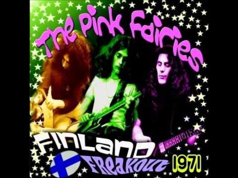 The Pink Fairies - Uncle Harry's Last Freakout live in Finland 1971